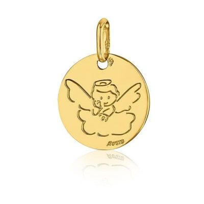 Médaille Ange auréolé AUGIS