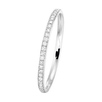 Alliance Jonc parisien diamants PONCE