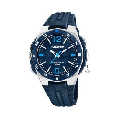 Montre Homme Street Style Bleu